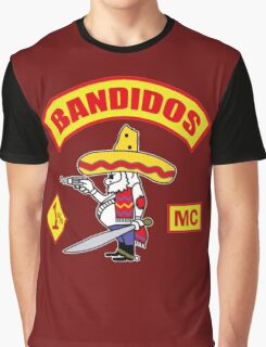 Bandidos Graphic T-Shirt