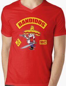 Bandidos Mens V-Neck T-Shirt