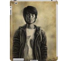 Monty Green iPad Case/Skin