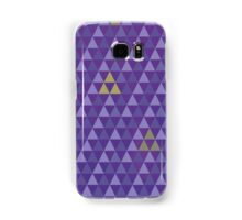 May the tri-force be with you Samsung Galaxy Case/Skin