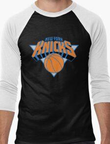 Knicks Men's Baseball ¾ T-Shirt