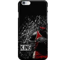 "Lebron James ""KING"" Basketball Design iPhone Case/Skin"