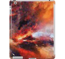 Genesis Abstract Expressionism Art iPad Case/Skin