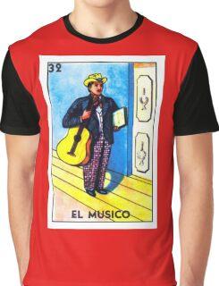 El Musico Graphic T-Shirt