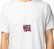 Flowers on a Vine Classic T-Shirt