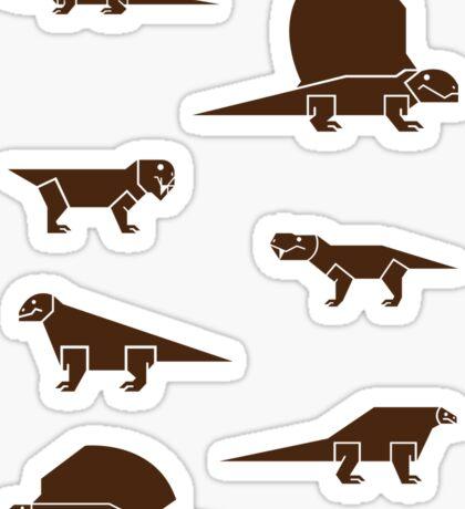 Permian Parade Sticker