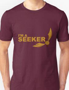 I'm a Seeker - Yellow ink T-Shirt
