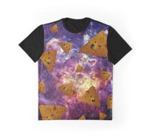 Doge Doritos In Space Graphic T-Shirt