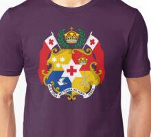 Tonga (Coat of Arms)  Unisex T-Shirt