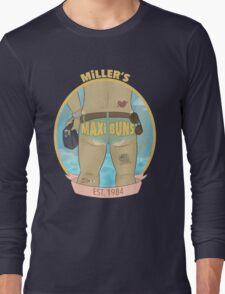 MILLER'S MAXI BUNS Long Sleeve T-Shirt