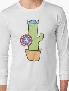 Cactus America Long Sleeve T-Shirt
