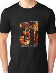31 The Evil Clowns Horror Movie 2016 Unisex T-Shirt