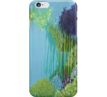 Afternoon follows iPhone Case/Skin