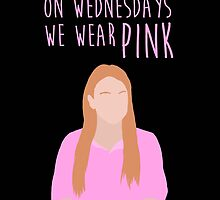 On Wednesdays We Wear Pink   Black by Lucy Lier