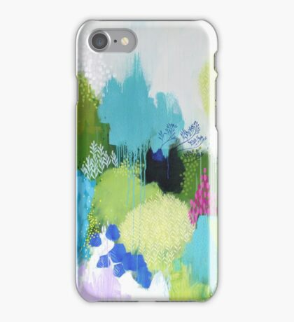 Early in Spring iPhone Case/Skin