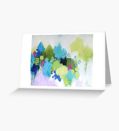 Early in Spring Greeting Card