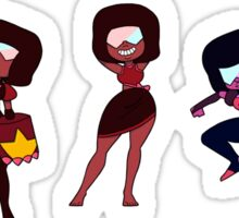 A Garnet Chain Sticker