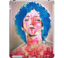Evolution of Holly #2 iPad Case/Skin