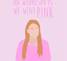 On Wednesdays We Wear Pink   Pale Pink by Lucy Lier