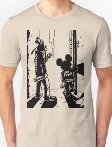 Banksy punk T-Shirt