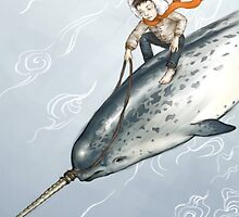 Narwhal Boy! by Kim Dingwall