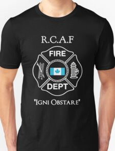AirForce Fire T-Shirt