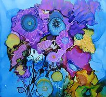 Floral Impressions by bevmorgan