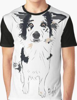 Border Collie Beauty Graphic T-Shirt