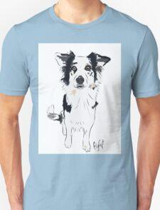 Border Collie Beauty Unisex T-Shirt