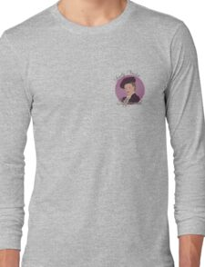 Lady Violet Approved Long Sleeve T-Shirt