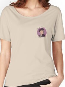 Lady Violet Approved Women's Relaxed Fit T-Shirt