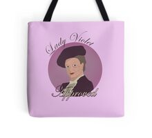 Lady Violet Approved Tote Bag