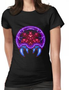 METROIDAMAGE Womens Fitted T-Shirt