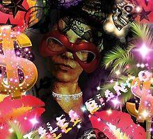 Black Widow by cataleabianco