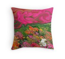 YOUR GIFTS - YOUR COLOURS Throw Pillow