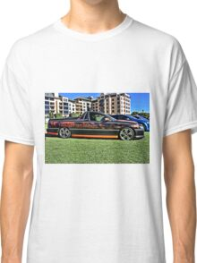 Holden Commodore Utility with Transformers wrap. Classic T-Shirt