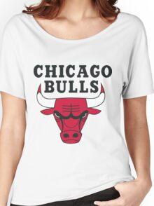 Bulls Women's Relaxed Fit T-Shirt