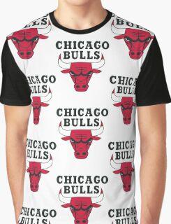 Bulls Graphic T-Shirt