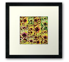 Magnificent Garden Framed Print