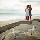 Cottesloe Beach 1 by Andrew  Makowiecki