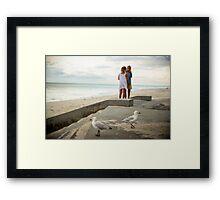 Cottesloe Beach 1 Framed Print
