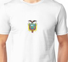 National Coat of Arms of Ecuador Unisex T-Shirt