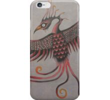 Feng Shui Phoenix iPhone Case/Skin