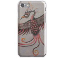Feng Shui Phoenix iPhone Case/Skin