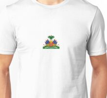 National coat of arms of Haiti Unisex T-Shirt