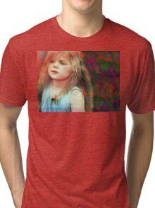 Precious Moments Of Innocence Tri-blend T-Shirt