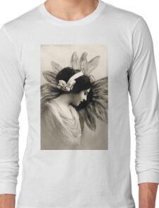 Vintage Beauty Long Sleeve T-Shirt