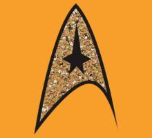 James T. Kirk by MizSarie