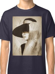 Audrey Hepburn Vintage Classic T-Shirt