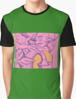 conflict Graphic T-Shirt